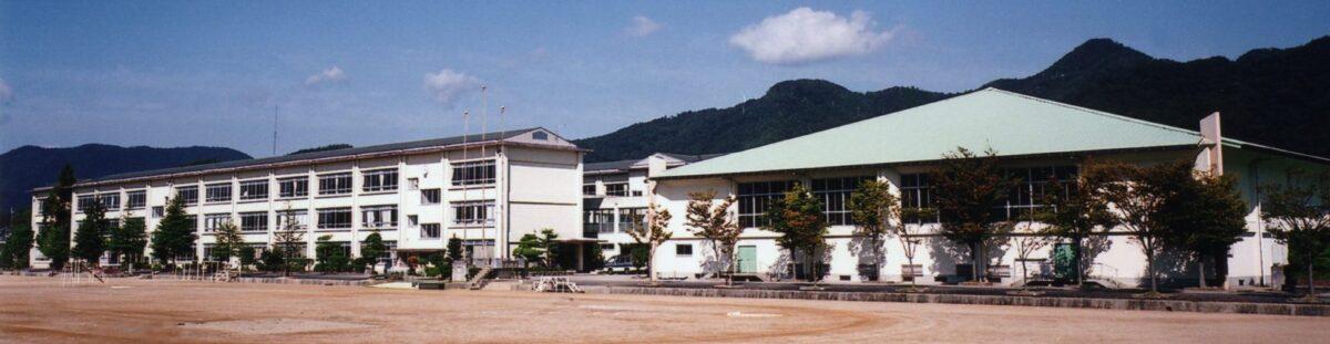 たつの市立龍野西中学校